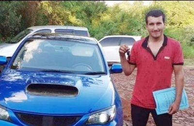 Sospechoso de fatal accidente fue remitido al penal de Itapúa