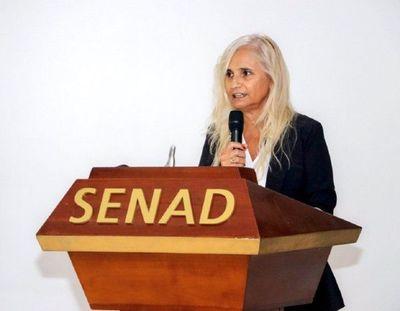 Ejecutivo confirmó a Zully Rolón como ministra de la Senad