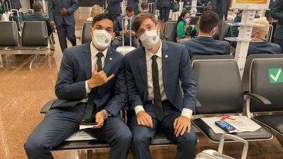 Capitaneado por Gustavo Gómez, Palmeiras va por el Mundial de Clubes