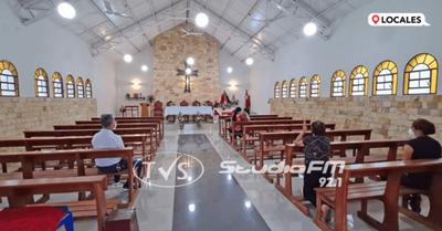 """Santa Misa en honor a San Blas en la Capilla """"San Blas"""" del Barrio Ciudad Nueva de Encarnación"""