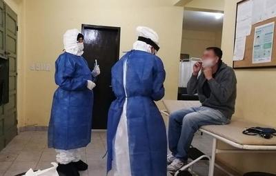 Covid-19: de los 121 casos confirmados en centros penitenciarios, 70 estarían activos