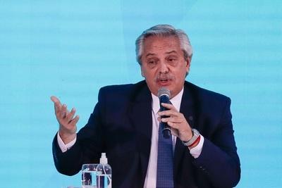 Alberto Fernández y Antonio Costa dialogan para impulsar el acuerdo UE-Mercosur