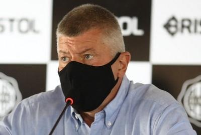 """""""Ataque"""" es de un medio de prensa, dice Brunotte"""