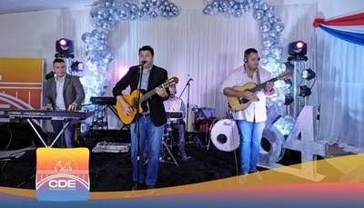 Celebraron 64° aniversario de CDE con show artístico y pirotécnico