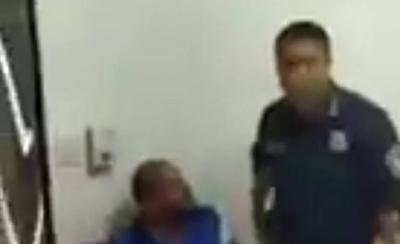 HOY / Descontrol policial en Guairá: acusan a suboficial de atropellar un estudio jurídico