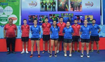 Portugal será sede de entrenamiento de la Pre-Selección Paraguaya de Tenis de Mesa