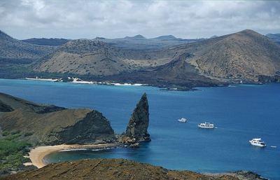 El turismo a Galápagos bajó un 73 % durante 2020