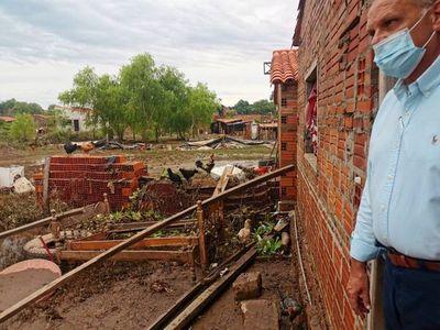 SEN asistió a alrededor de 800 familias en Tobatí
