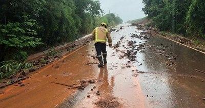 La Nación / Gran parte de la transitabilidad de las rutas fue recuperada, según MOPC
