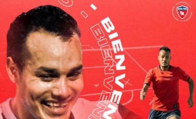 HOY / Ismael Benegas se incorpora al Royal Pari