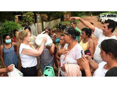 Tobatí lleva a albergues a unas 800 familias
