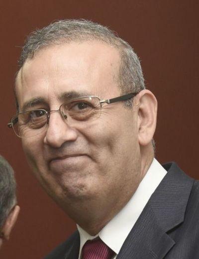 Llamativa ausencia del legislador Erico Galeano