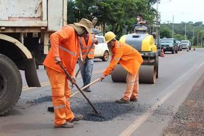Piden a la Itaipu recapado y duplicación de supercarretera
