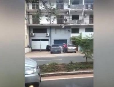 Supuesto intento de rapto en el barrio Santísima Trinidad