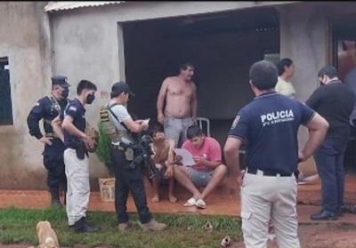 Banda de asaltantes fue desarticulada en Minga Guazú