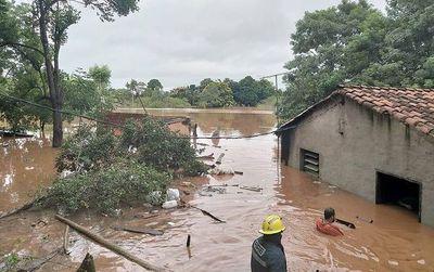 Casi 10.000 personas afectadas por el último temporal