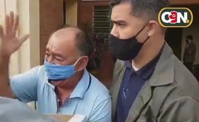Ciudadano desesperado suplicó por medicamentos en acto inaugural en Villarrica