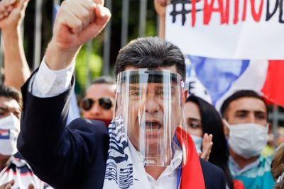 Efraín Alegre afirma ser preso político