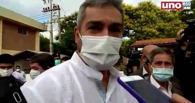 """HOY / """"Moopio che aikuaapata"""", respondió Mario Abdo ante pedido desesperado de medicamentos"""