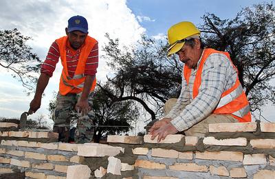 Construcción de viviendas sociales dará trabajo a unas 60.000 personas en 2021