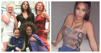 Kim Kardashian podría convertirse en una de las Spice Girls