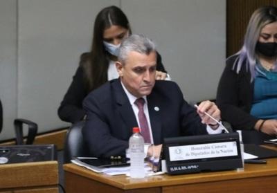 Faltaba un voto para censura a Villamayor, pero 7 diputados liberales estuvieron ausentes en sesión