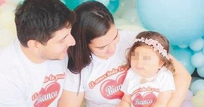 La Nación / La pequeña Bianca debe estar aislada por 30 días