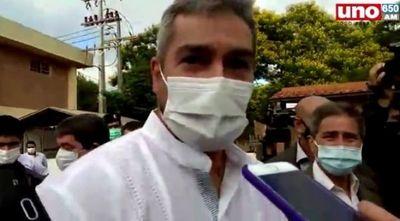 """""""Moopio che aikuaapata"""", dice Marito ante desesperado pedido de medicamentos"""
