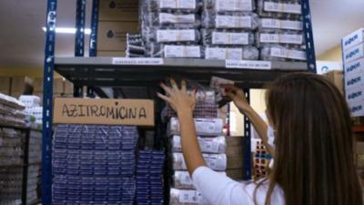 Inauguran refacciones y equipamientos en el Parque Sanitario de Guairá