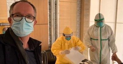 La Nación / OMS pone en duda que el COVID-19 viniera de un laboratorio