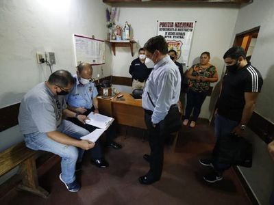 Cambian al jefe de Investigaciones de Central tras supuesta extorsión