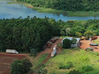 Declaran contrabando a cigarrillos incautados en Lago de Itaipú