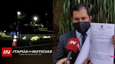 CASO BOMBERAS: ABOGADO RECHAZA CONCLUSIÓN DE CRIMINALÍSTICA POLICIAL.