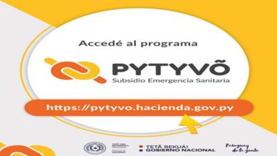 Pytyvo 2.0: cómo consultar la lista de beneficiarios del subsidio por número de cédula
