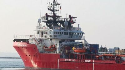 Ocean Viking rescata a unos 240 migrantes en alta mar