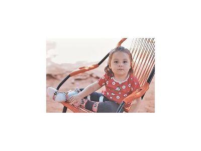 Zoe Valentina cumple hoy 2 años y  recibirá el Zolgensma