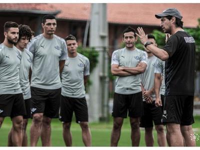 Esperan al refuerzo y al rival de la Copa