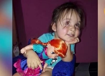 Zoe Valentina cumple 2 años y recibirá el fármaco zolgensma