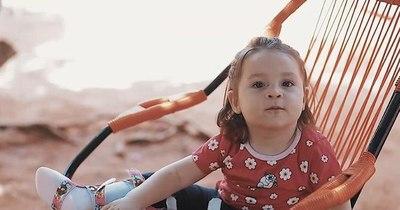 La Nación / Hoy la pequeña Zoe cumple años y recibirá el Zolgensma