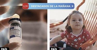 La Nación / Destacados de la mañana del 5 de febrero