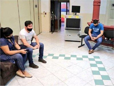 Imputan a tres policías por supuesta extorsión y privación de libertad