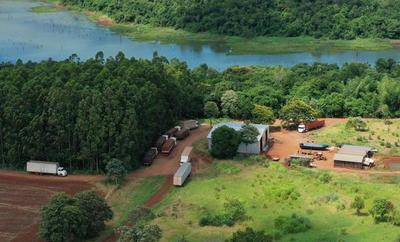 Aduanas declara contrabando a cigarrillos incautados en Lago de Itaipu