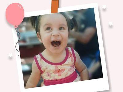 En el día de su cumpleaños, la niña Zoe recibirá zolgensma