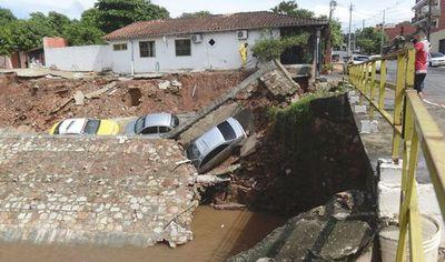 MOPC deberá resolver al menos 200 tramos dañados por la tormenta