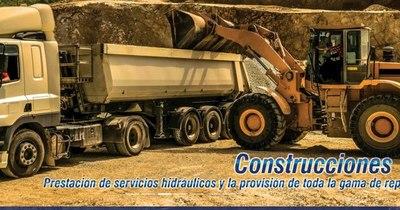 La Nación / Empresa hidráulica se suma al tendal de quejas contra los manejos arbitrarios en las licitaciones del MOPC