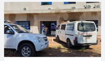 HOY / Alto Paraná: Delicuentes asaltan un sanatorio y se llevan cerca de 20 millones