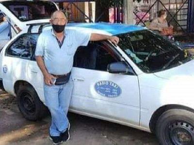 Hasta de España llamaron a don Joel Oviedo para comprarle su taxi