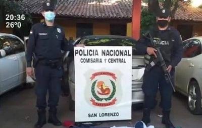 HOY / Comerciante armado repele a balazos a ladrones que 'visitaron' su local