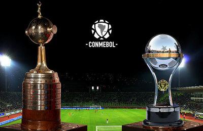 Conmebol: así quedaron los cruces para la Sudamericana y Libertadores