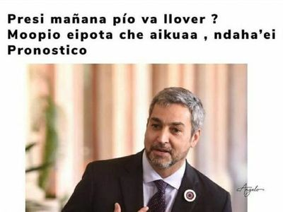 "Montón de memes tras el ""moopio che aikuaapata"" de Marito"